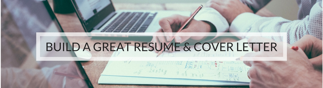 Build A Great Resume And Cover Letter  Build A Great Resume